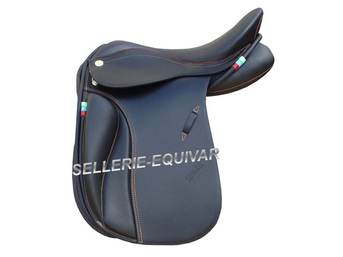 Selle Dressage Karat-Change - pont interchangeable
