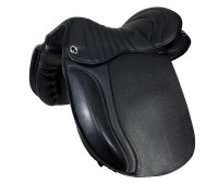 Selle pour cheval de trait