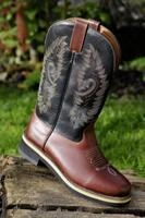 Bottes western - Softy cow -