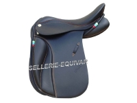 NOUVEAUTE - Selle Dressage Karat-Change - pont interchangeable
